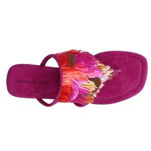 NIB Donald Pliner sandals sz.7.5